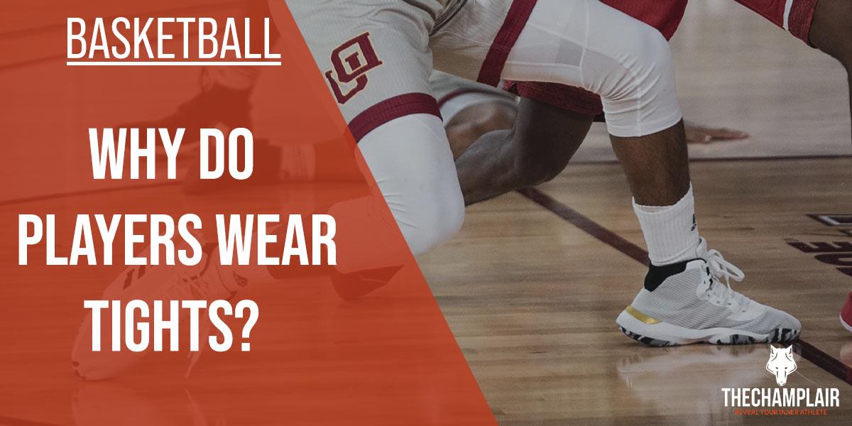 Basketball Player Legs