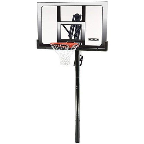 best in ground basketball hoop under $500