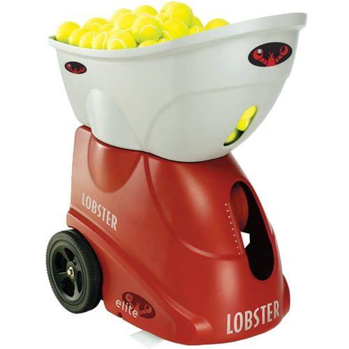 lobster sports elite liberty tennis ball machine